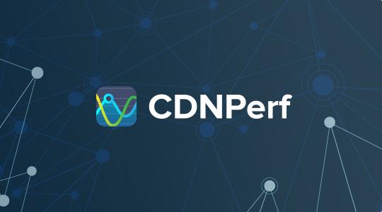 CDNPerf - CDN Performance and Uptime monitoring, comparison
